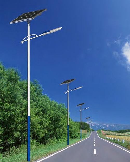 太阳能路灯005