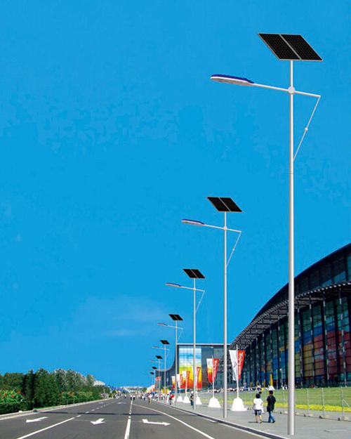 太阳能路灯001